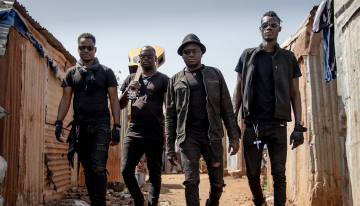 Songhoy Blues Perform for The Late Show with Stephen Colbert