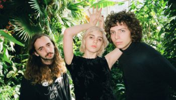 "Listen To Sunflower Bean's Cover Of The Modern Lovers's ""Old World"", Now Premiering via The FADER"