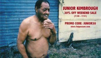 Junior Kimbrough Birthday Sale