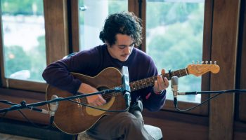 The Districts Go Acoustic on 'Velour and Velcro'
