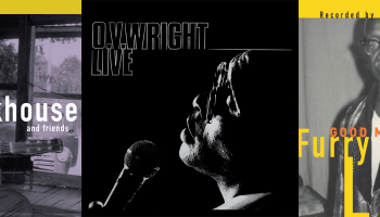 First time vinyl releases for Furry Lewis, Houston Stackhouse, and O.V. Wright available now through Fat Possum/Big Legal Mess