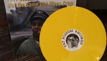 Not The Same Old Blues Crap – Now On Vinyl