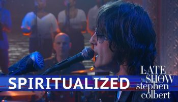 Spiritualized Performs on The Late Show w/ Stephen Colbert