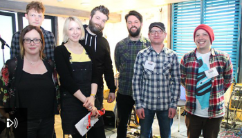 Minor Victories Record Live Session with BBC Radio 6, First Show Ever Tonight in London