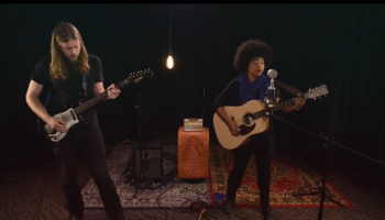 Watch Seratones Play A Stripped Down Set For Last.fm