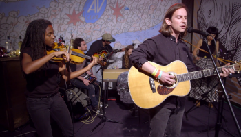 Watch Adam Torres Cover The Drifters via The A.V. Club