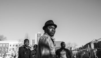 """Songhoy Blues Share """"Mali Nord feat. Elf Kid"""", Now Premiering via The FADER"""