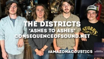 The Districts Cover David Bowie